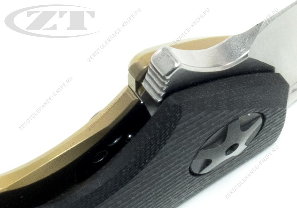 Нож Zero Tolerance 0452G10 Sinkevich - фотография