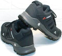 Удобные кроссовки для ходьбы мужские Adidas Terrex A968-FT R.