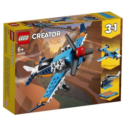 Lego konstruktor Creator Propeller Plane