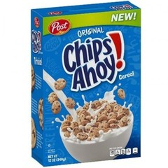 Готовый завтрак Chips Ahoy! cereal 340 гр
