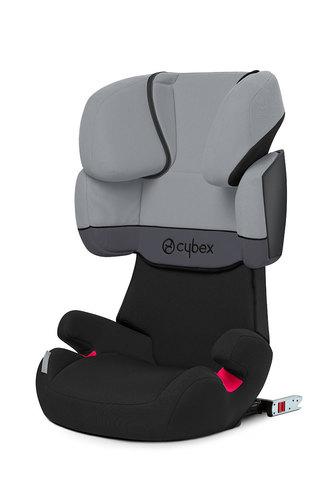Автокресло Cybex Solution X2-Fix Cobblestone