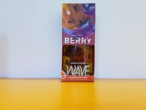 BERRY by WAVE 100ml