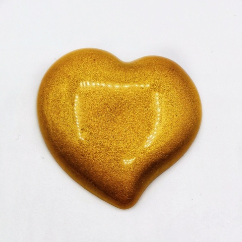 №18 Пигмент металлик, Красное золото, Metallic Pigment, 25мл. ProArt
