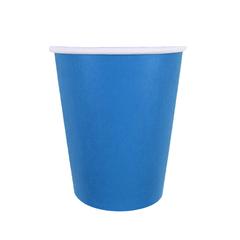 Стаканы бумажные Blue 250мл 6шт