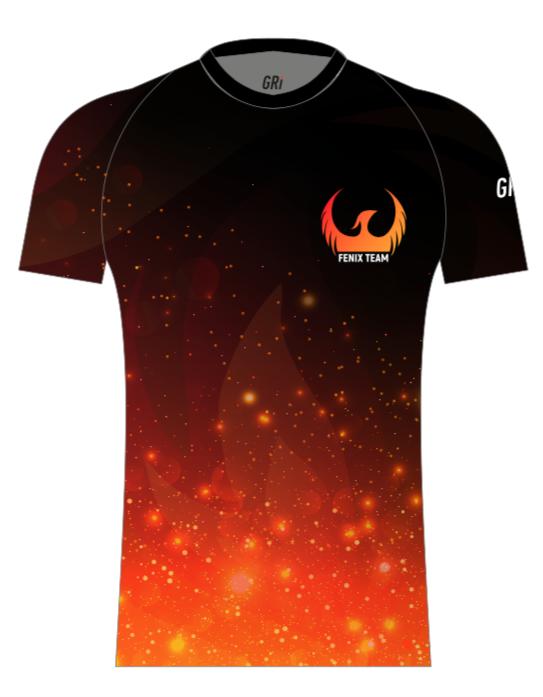 Клубная футболка GRi Fenix team, женская
