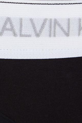 Женские черные трусики Calvin Klein