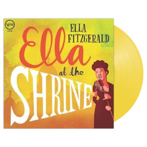 Ella Fitzgerald / Ella At The Shrine: Prelude To Zardi's (Coloured Vinyl)(LP)