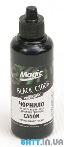 Чернила CA-Black универсальные (Premium) 100 мл