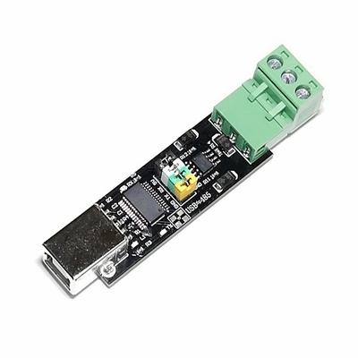 Преобразователь USB 2.0 - RS485 (FT232RL, MAX485)