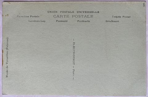 Debret, Musee de Versailles, Distribution des Croix de la Legion d'Honneur, Napoleon