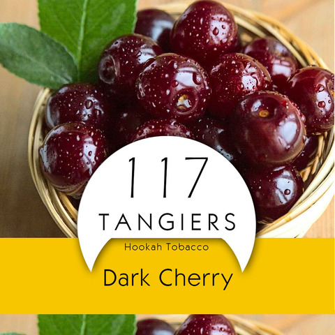 Табак Tangiers 100 г Noir Dark Cherry