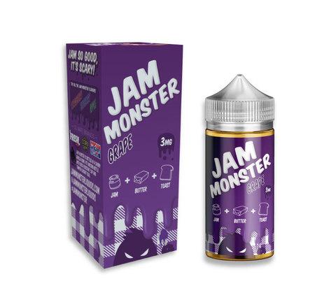 Жидкость Jam Monster 100 мл Grape