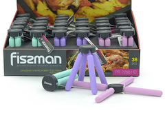 7288 FISSMAN Подставка под горячее складная 21,5x21,5 см