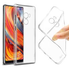 Силиконовый чехол Xiaomi Mi Mix 2 (прозрачный)