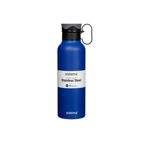"Термобутылка Sistema ""Hydrate"" с петелькой 600 мл"