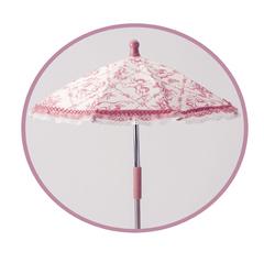 DeCuevas Коляска с сумкой и зонтиком серии Мартина, 60 см (85026)