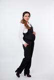 Комбинезон для беременных 04530 черный