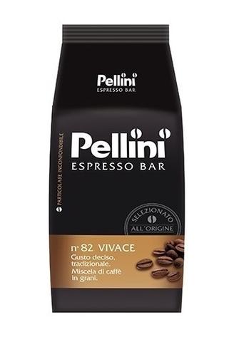 Кофе в зёрнах Pellini  № 82 Vivace 1 кг