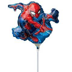 А Мини-фигура, Человек-паук, 14