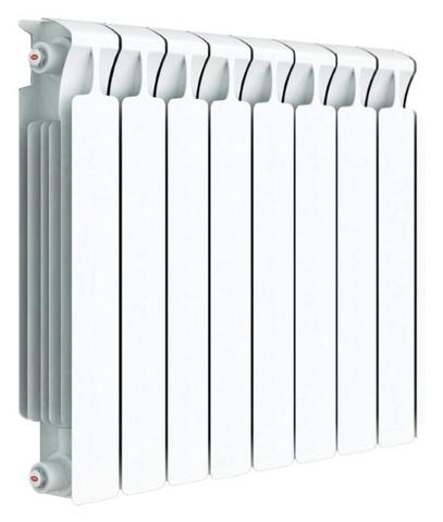 Rifar Monolit 500, 10 секций - радиатор биметаллический