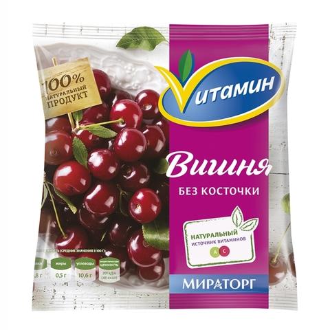 Вишня VИТАМИН б/к с/м 300 гр РОССИЯ