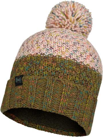 Шапка вязаная с флисом Buff Hat Knitted Polar Janna Rose фото 1