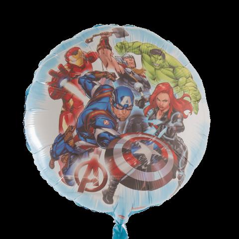 Шар с героями Марвел - Мстителями 46 см