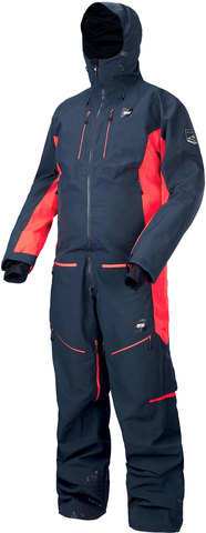 Комбинезон Picture Organic 20К/15К EXPLORE SUIT C Dark Blue Red