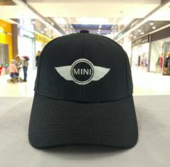 Бейсболка черная Мини Купер (Кепка MINI Cooper)