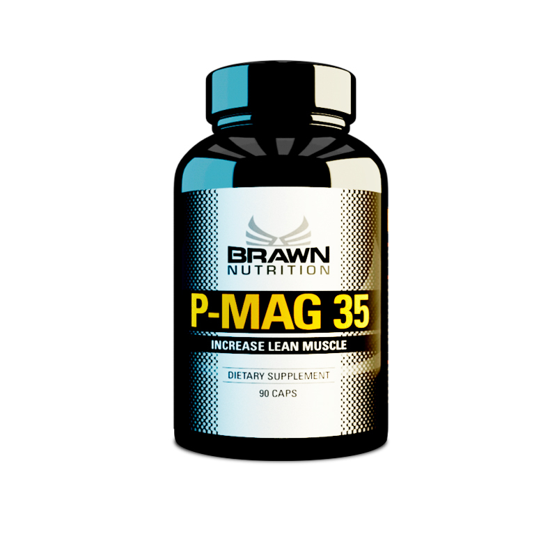 Brawn Nutrition P-MAG 35 | Промагнон