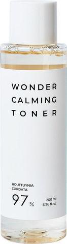 Тонер для лица УСПОКАИВАЮЩИЙ/ХАУТТЮЙНИЯ Wonder Calming Toner, 200 мл, ESTHETIC HOUSE