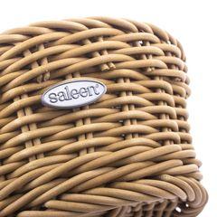 Рамекин d 13 см, h 6,5 см, в бежевой корзиночке, серия Saleen, 021006 041 60, Westmark, Германия