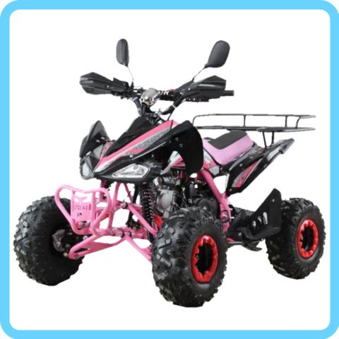Подростковый бензиновый квадроцикл MOTAX ATV T-Rex Super LUX 125 cc