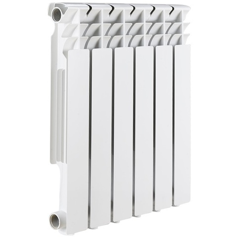 Rommer Optima 500, 12 секций - радиатор алюминиевый