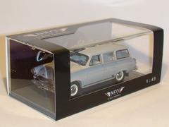 GAZ M-22 Volga film The investigation leading experts 1971 VVM 023 1:43