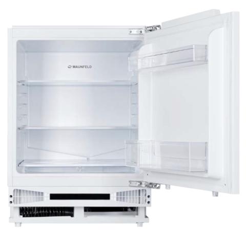Встраиваемый холодильник Maunfeld MBL88SW