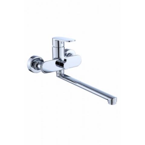 7305 VIKO ванна ф35 (встр. перекл) L-40см (латунь)