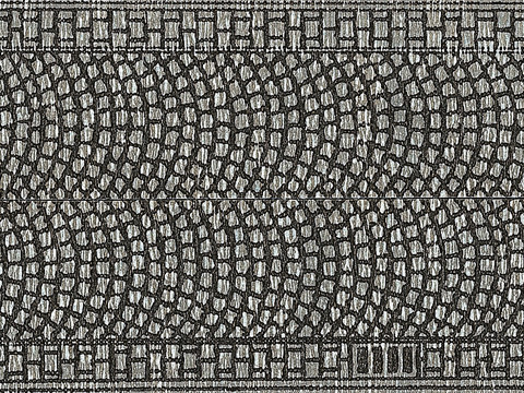 Тратуарная плитка, 100 х 5 см, 2 шт., HO