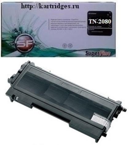 Картридж SuperFine SF-TN2080