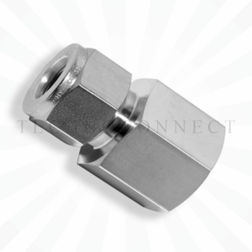CGC-2-4G  Штуцер прямой: дюймовая трубка 1/8