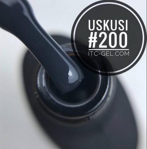 Гель лак USKUSI (200)