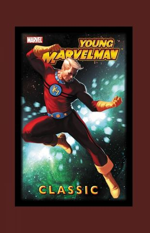 Young Marvelman. Classic
