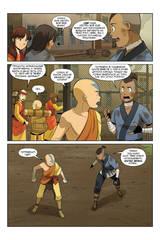 Легенда об Аанге. Книга 3. Раскол