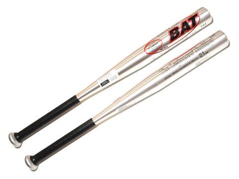 Бита алюминиевая для игры в бейсбол