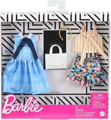 Одежда Barbie Blue Plaid Dress