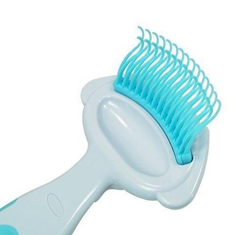 83479 - Пуходерка для деликатного ухода с мягкими зубцами