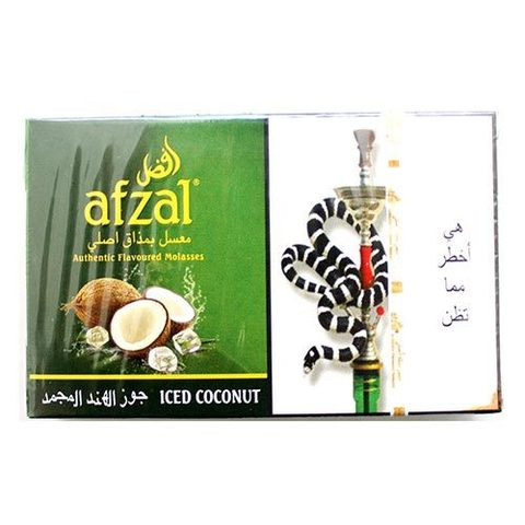 Табак для кальяна Afzal Ice Coconut 50 гр.
