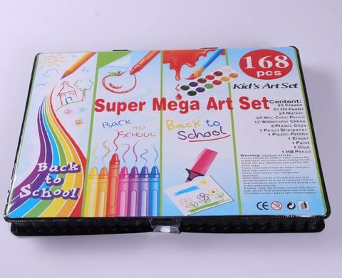 Набор Super Mega Art Set для рисования
