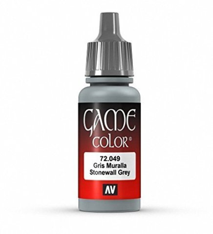 Game Color Stonewall Grey 17 ml.