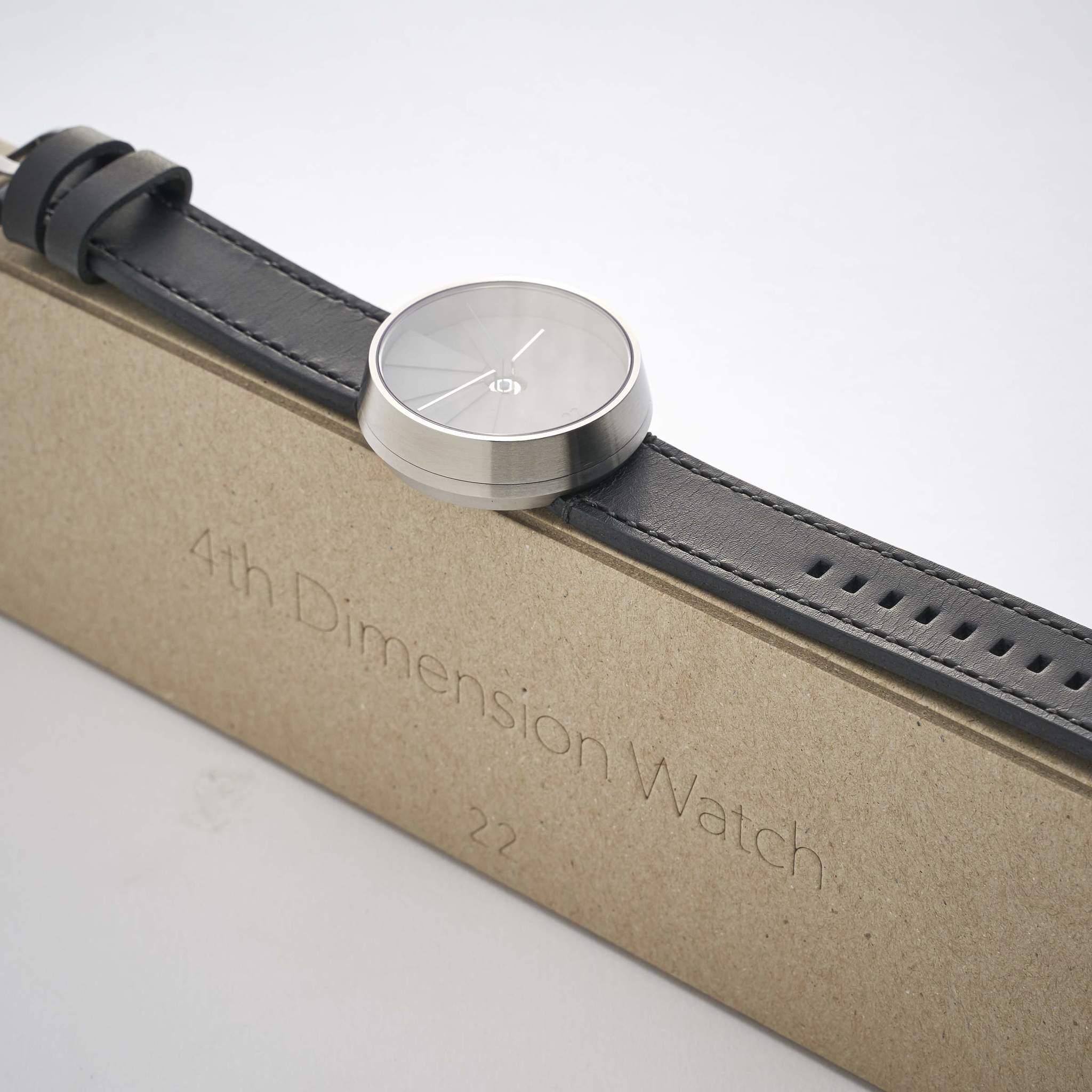 22 Studio Часы с бетонным циферблатом 4D Watch 42mm Urban